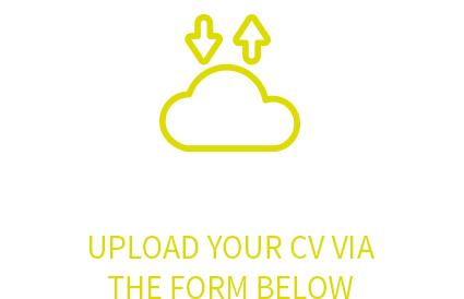 Upload your CV via the form below