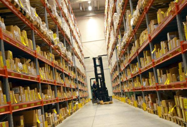 Warehouse Operator