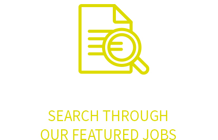 Search through our featured jobs