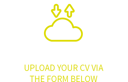 Upload your CV via the form below