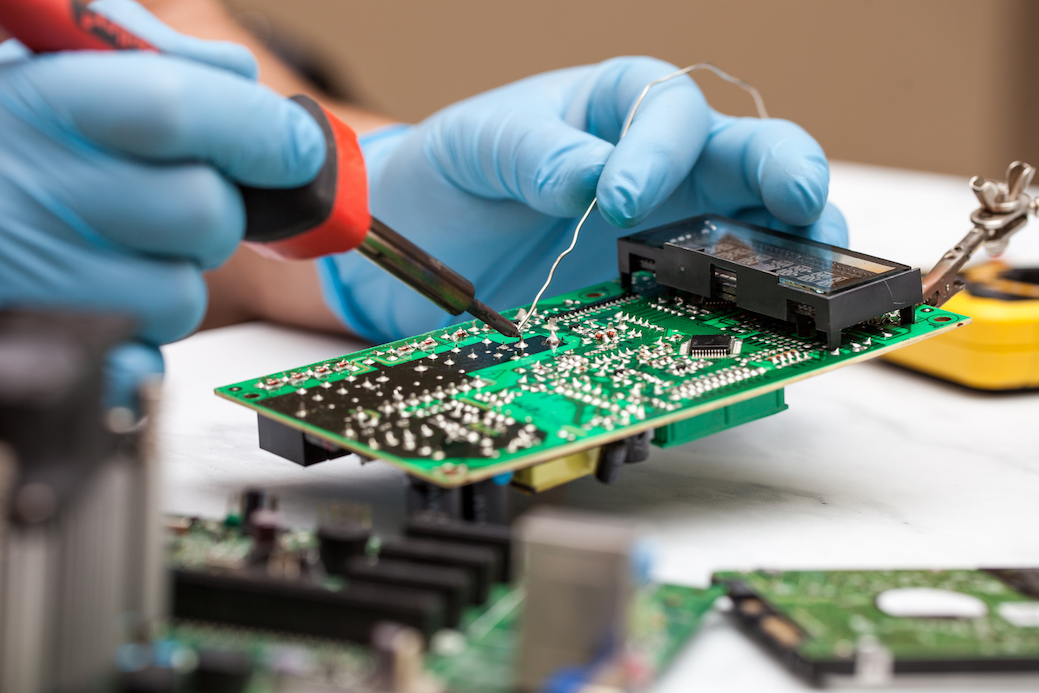 What is a Soldering Technician?